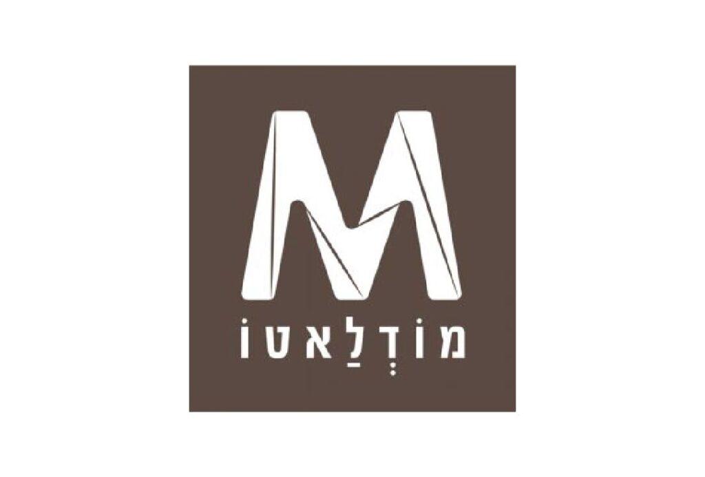 לוגו מודלאטו - מעצב גרפי