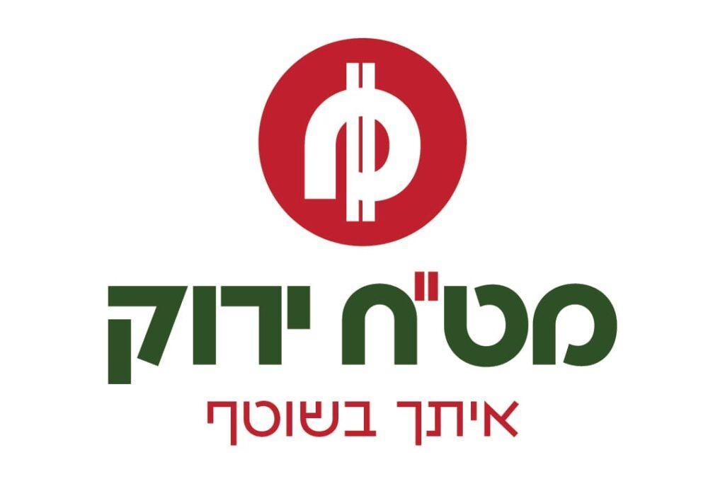 לוגו מטח ירוק - מיתוג עסק